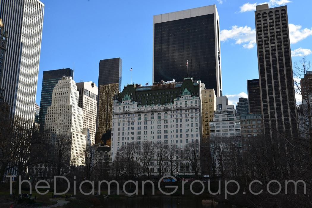 1 Central Park South The Plaza Residences Midtown Manhattan Central Park Condominium New York NY 10019