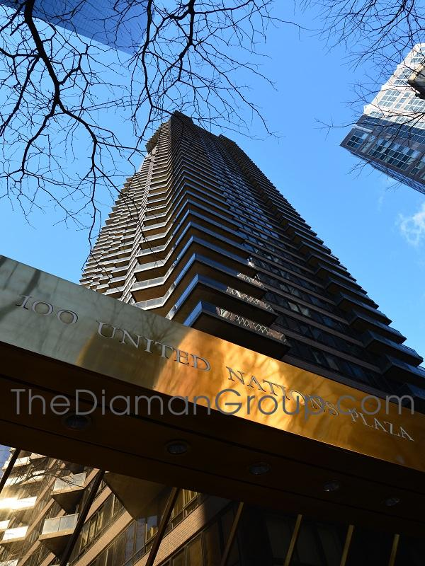 100 United Nations Plaza Midtown Manhattan Condominium New York NY