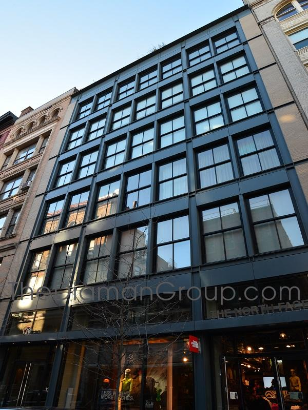 139 Wooster Street Condominium Soho Manhattan New York NY 10013