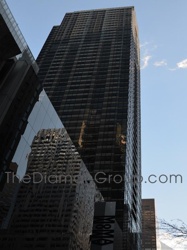 15 West 53rd Street Museum Tower Midtown Manhattan Condominium New York NY 10019