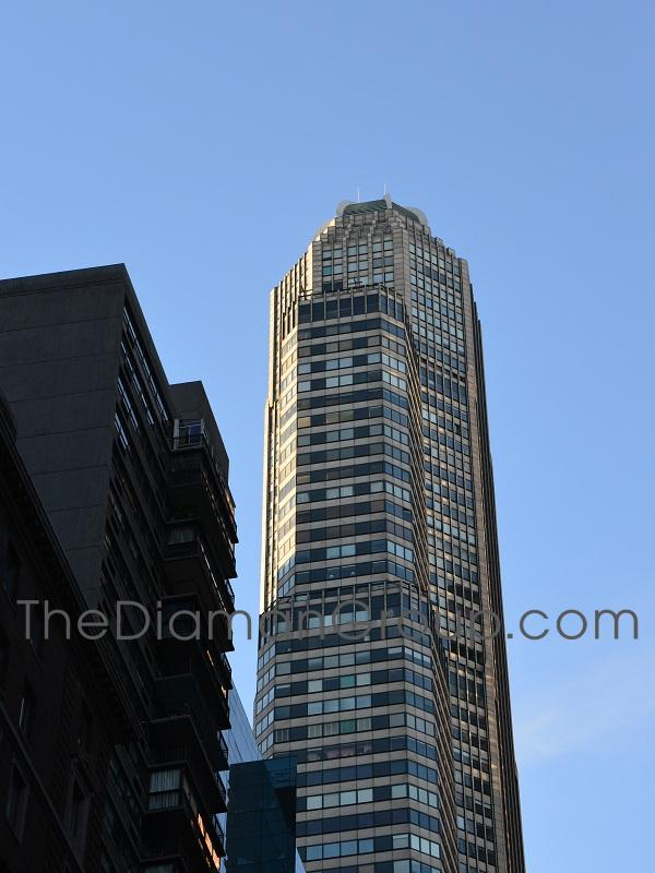 150 West 56th Street CitySpire Midtown Manhattan New York NY 10019
