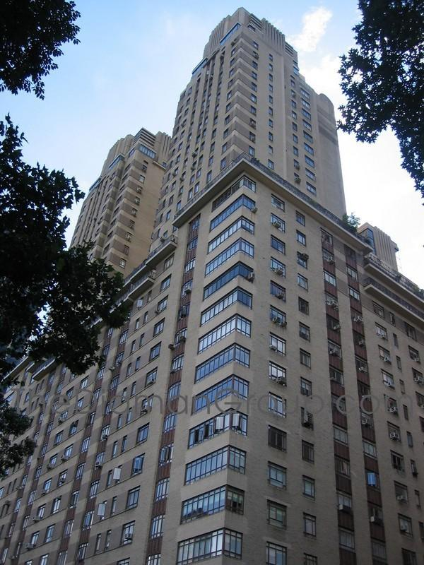 25 Central Park West Century Condominiums Manhattan Upper West Side Condominium New York NY 10023