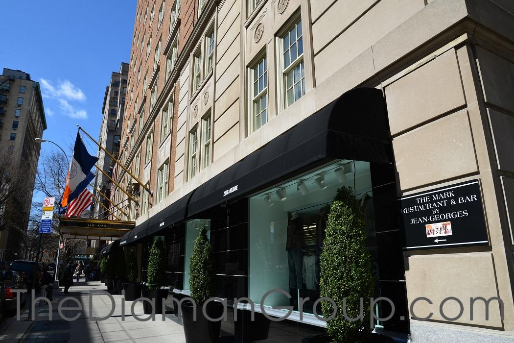 25 East 77th Street The Mark Condominium Upper Eastside Manhattan New York NY