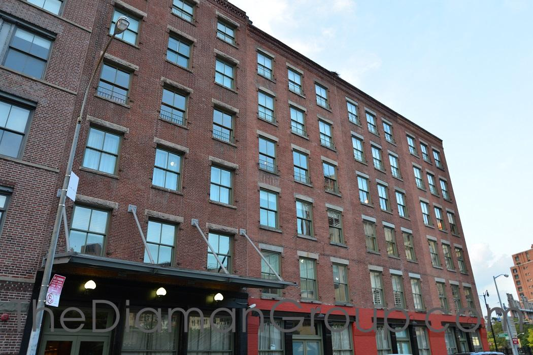 28 Laight Street The Cobblestone Lofts Tribeca Manhattan Condominium New York NY 10013