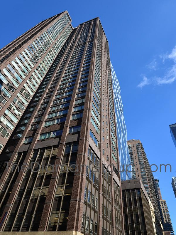 322 West 57th Street The Sheffield Condominium Midtown West Manhattan New York NY 10019