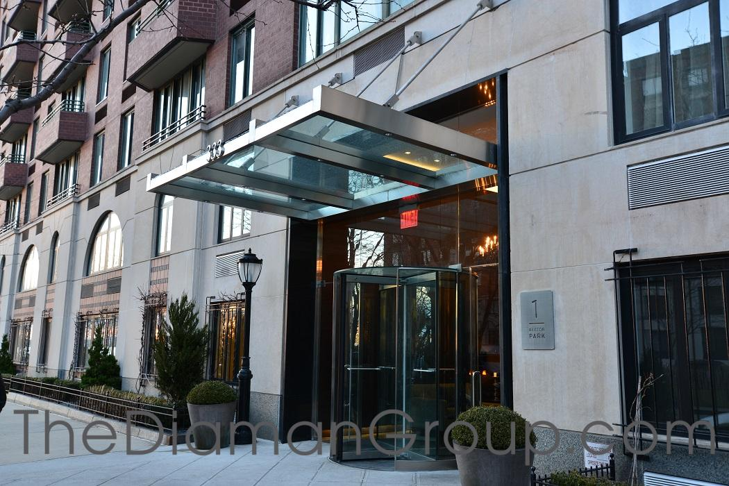 333 Rector Place One Rector Park Condominium Battery Park City Manhattan New York NY 10280
