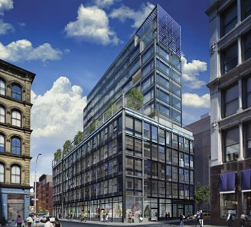 40 Mercer Street Condominium 40 Mercer Street Soho Manhattan New York NY 10013