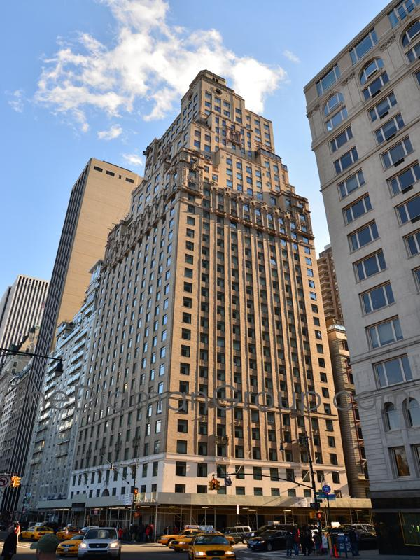 50 Central Park South Ritz Carlton Tower Midtown Manhattan Central Park Condominium New York NY 10019