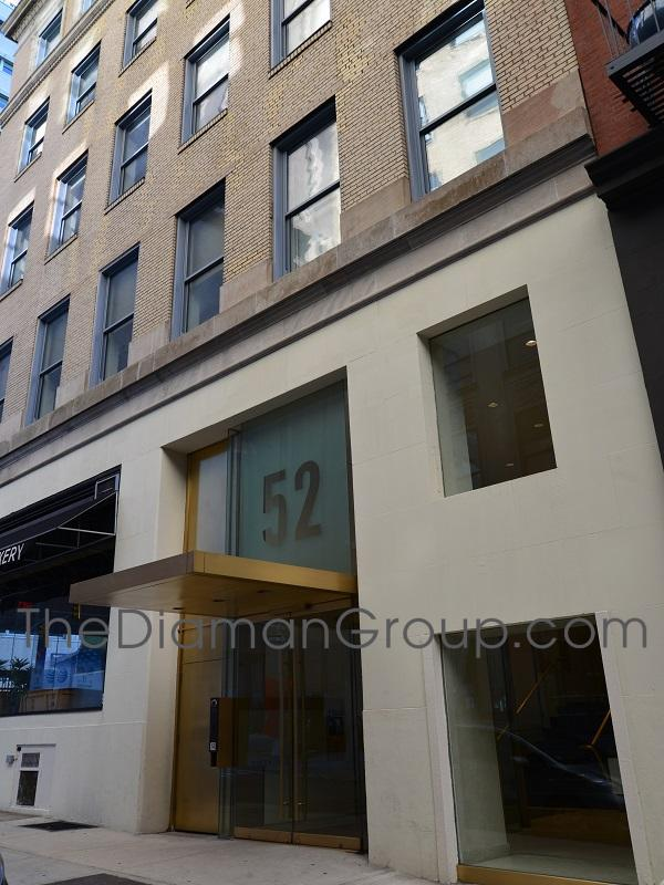 52 Thomas Street Condominium Tribeca Manhattan New York NY 10007