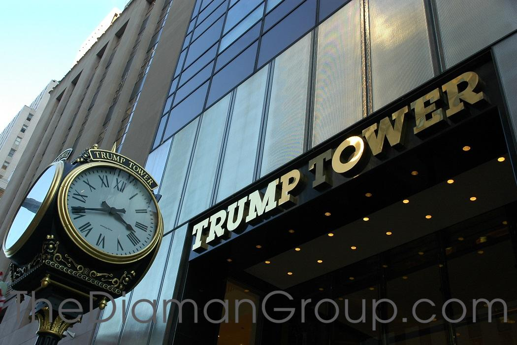721 5th Avenue Trump Tower Midtown Manhattan Central Park Condominium New York NY