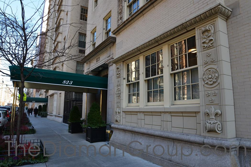 823 Park Avenue Upper East Side Manhattan Park Ave Condominium New York NY 10021