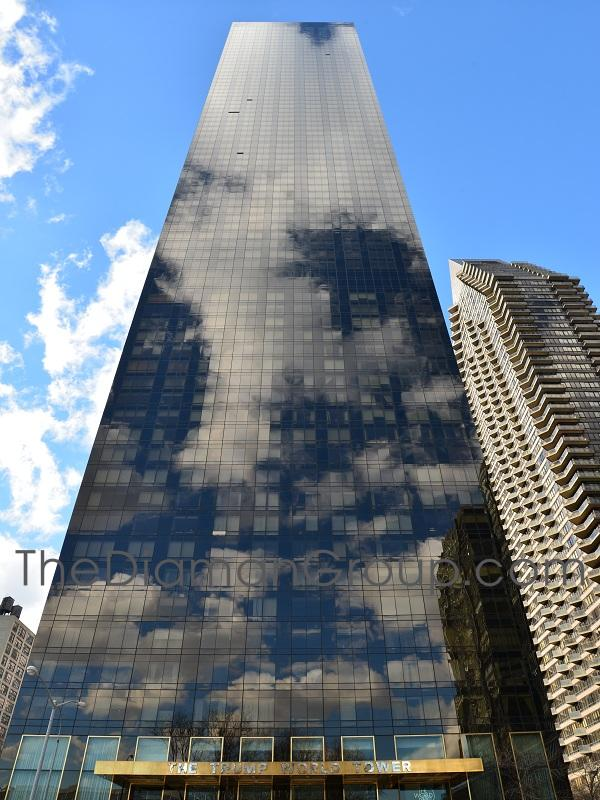 845 United Nations Plaza Trump World Tower Condominium Midtown Manhattan New York NY 10017