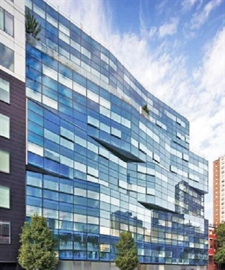 Chelsea Modern Condominium 447 West 18th Street Chelsea Manhattan New York NY 10011