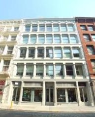 Mercer Greene Condominium 92 Greene Street Soho Manhattan New York NY 10012
