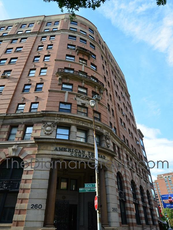 The American Thread Building Condo 260 West Broadway Tribeca Manhattan New York NY 10013