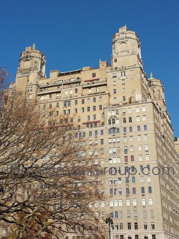 The Beresford Coop 211 Central Park West Upper West Side Manhattan New York NY 10024