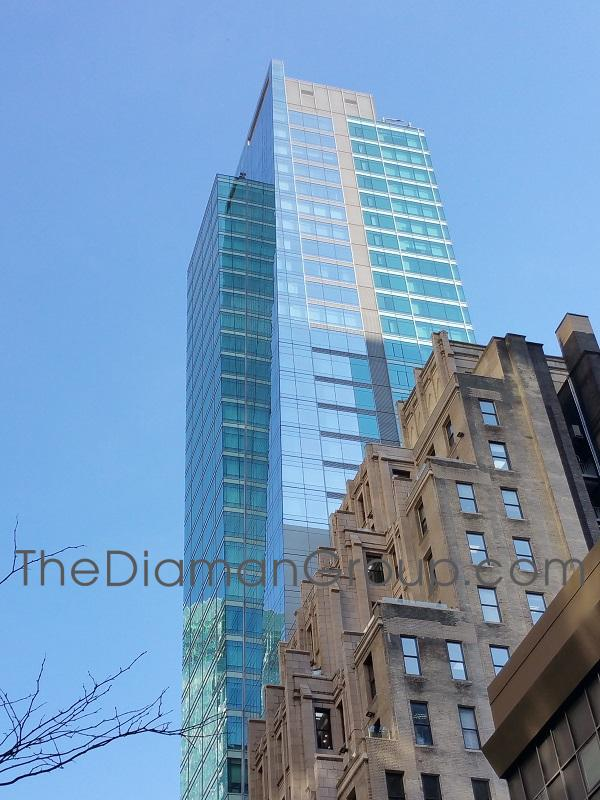 The Centria Condominium 18 West 48th Street Midtown West Midtown Manhattan New York NY 10036