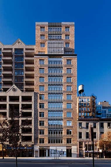 The Citizen Condominium 124 West 23rd Street Chelsea Manhattan New York NY 10011