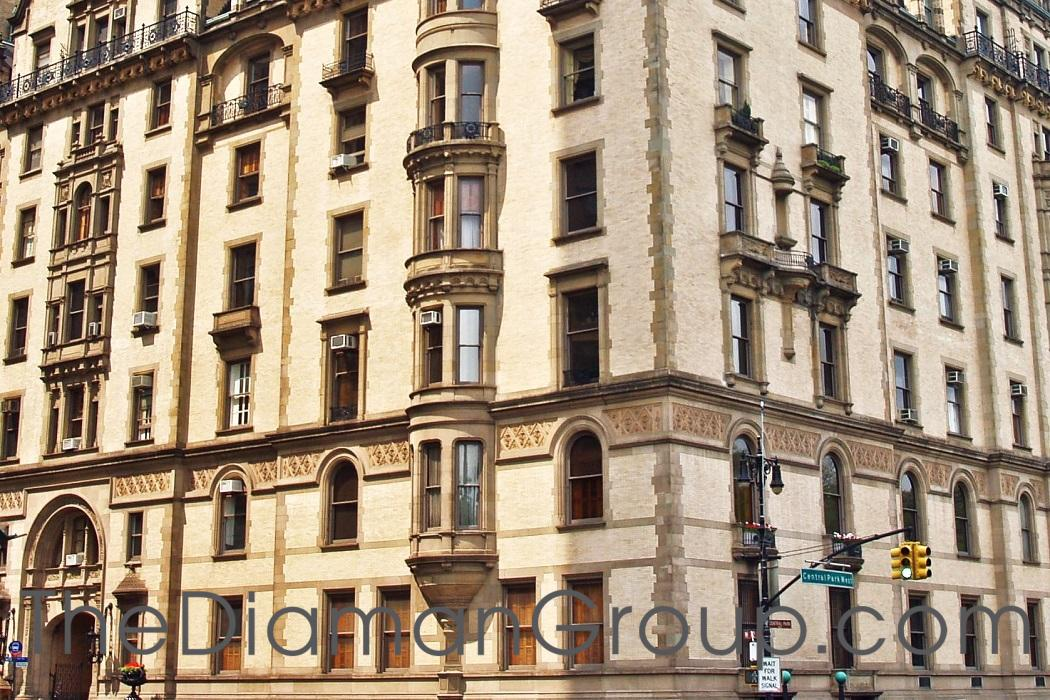 The DakotaCoop 1 West 72nd Street Upper West Side Manhattan New York NY 10023