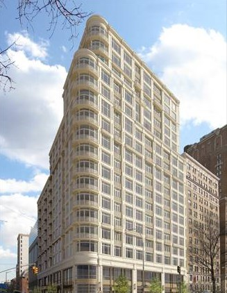 The Laureate Condominium 2150 Broadway Upper West Side Manhattan New York NY 10023