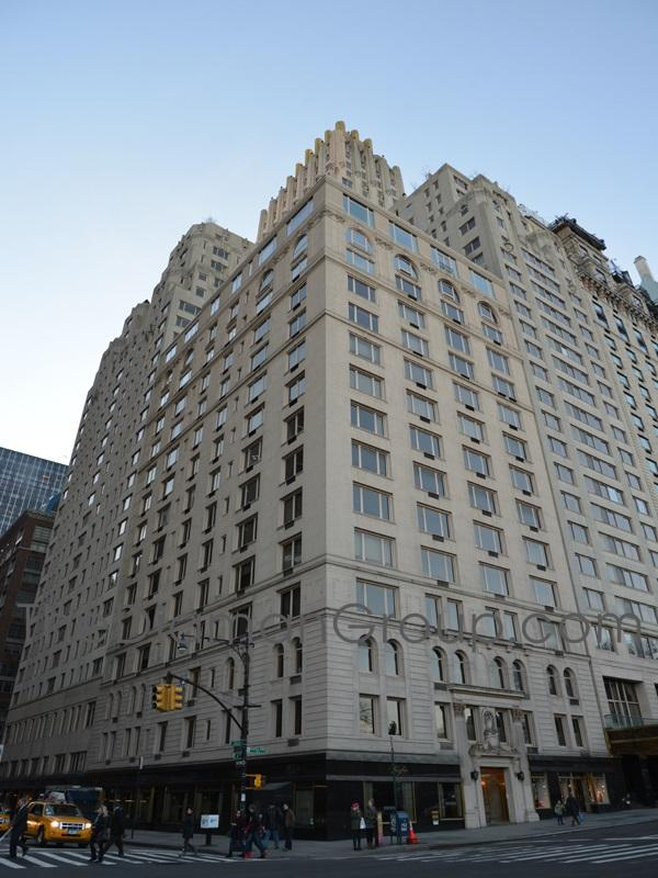 Trump Parc Condominium 106 Central Park South Midtown Central Park Manhattan New York NY 10019