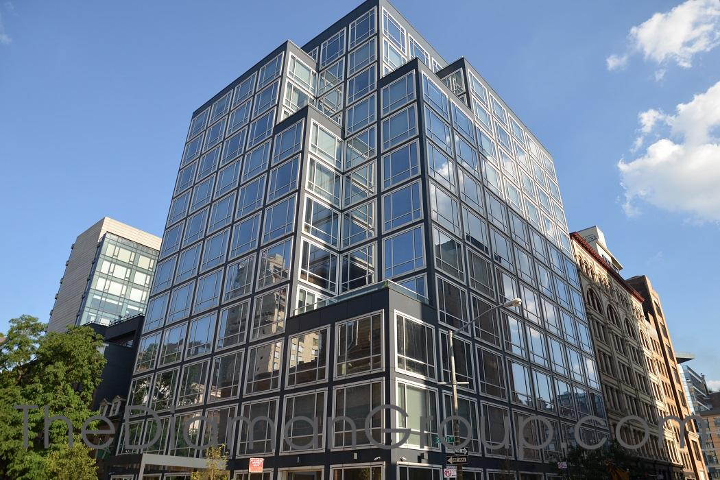 Urban Glass House Condominium | 330 Spring Street New York, NY ...