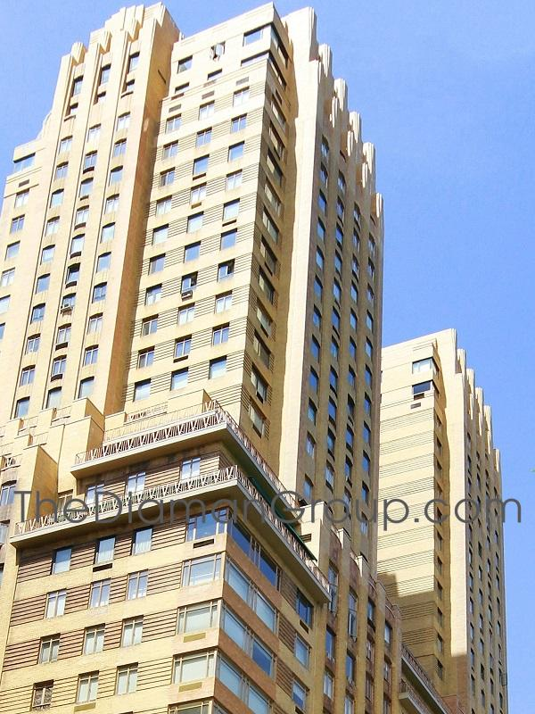The Majestic Coop 115 Central Park West Upper West Side Manhattan New York NY 10023